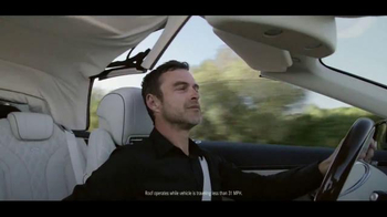 2017 Mercedes-Benz S-Class Cabriolet TV Spot, 'No Limit' - Thumbnail 7