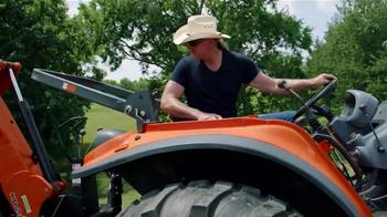 Kioti Tractors TV Spot, 'Power Through Tour' Featuring Trace Adkins - Thumbnail 4