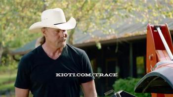 Kioti Tractors TV Spot, 'Power Through Tour' Featuring Trace Adkins - Thumbnail 6