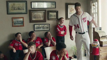MLB.com TV Spot, '#THIS: Bryce Harper and the Little Nats' - Thumbnail 5