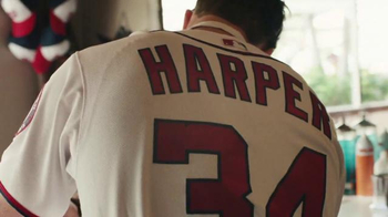MLB.com TV Spot, '#THIS: Bryce Harper and the Little Nats' - Thumbnail 7