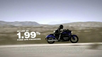 Honda Dream Garage Sales Event TV Spot, 'Motorcycles, ATVs, Side-by-Side' - Thumbnail 4