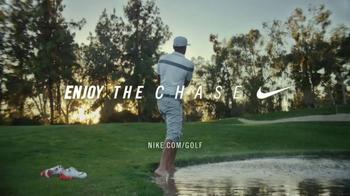 Nike Golf TV Spot, 'Enjoy the Chase: Barefoot' Featuring Tony Finau - Thumbnail 9