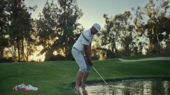 Nike Golf TV Spot, 'Enjoy the Chase: Barefoot' Featuring Tony Finau - Thumbnail 7
