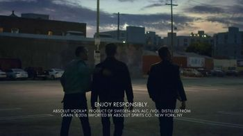 Absolut TV Spot, 'Make Your Nights' Song by Galantis