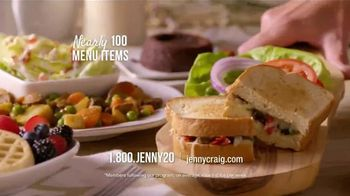 Jenny Craig TV Spot, 'Melissa: One Month Free' - 113 commercial airings