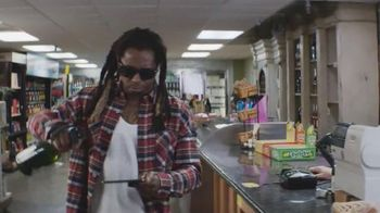 Samsung Galaxy S7 Edge TV Spot, 'Champagne Shopping' Featuring Lil Wayne - 1121 commercial airings