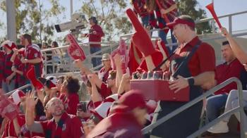 Redd's Apple Ale TV Spot, 'Domino Effect' - Thumbnail 2