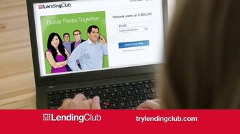 Lending Club TV Spot, 'Taking Matters Into Your Own Hands' - Thumbnail 6