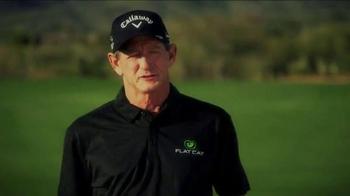 Flat Cat Golf TV Spot, 'Putter Grip' - Thumbnail 1