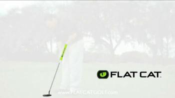 Flat Cat Golf TV Spot, 'Putter Grip' - Thumbnail 5