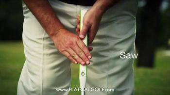 Flat Cat Golf TV Spot, 'Putter Grip' - Thumbnail 7