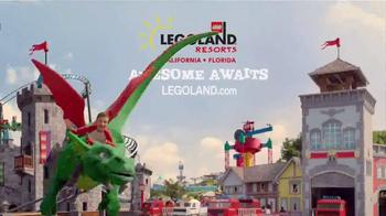 LEGOLAND California and Florida Resorts TV Spot, 'Adventures' - Thumbnail 10