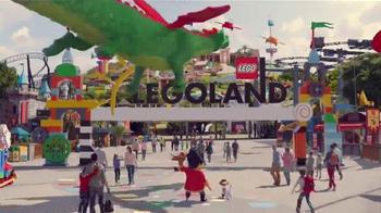 LEGOLAND California and Florida Resorts TV Spot, 'Adventures' - Thumbnail 9