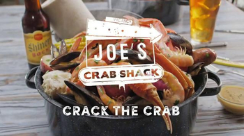 Joe's Crab Shack Texas Steampot TV Spot, 'Crabs: For Pots Not Pets' - Thumbnail 8