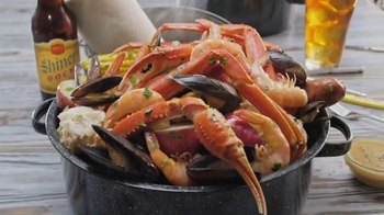 Joe's Crab Shack Texas Steampot TV Spot, 'Crabs: For Pots Not Pets' - Thumbnail 7