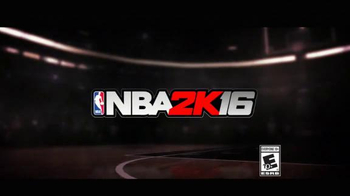NBA 2K16 eSports TV Spot, 'Road to the Finals' Song by Raphael Lake - Thumbnail 8