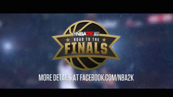 NBA 2K16 eSports TV Spot, 'Road to the Finals' Song by Raphael Lake - Thumbnail 6