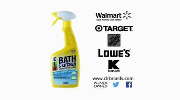 CLR Bath & Kitchen TV Spot, 'Long Haul' - Thumbnail 10