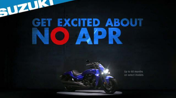 Suzuki TV Spot, 'Get Excited About Nothing' - Thumbnail 3