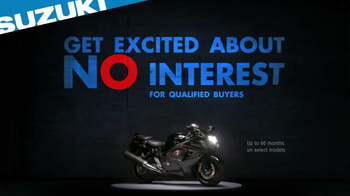 Suzuki TV Spot, 'Get Excited About Nothing' - Thumbnail 4