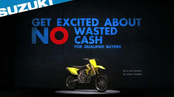 Suzuki TV Spot, 'Get Excited About Nothing' - Thumbnail 6