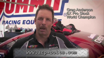 ARP Bolts TV Spot, 'Winners Rely on ARP' - Thumbnail 7