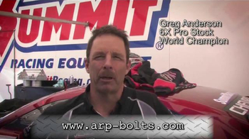 ARP Bolts TV Spot, 'Winners Rely on ARP' - Thumbnail 5