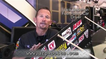 ARP Bolts TV Spot, 'Winners Rely on ARP' - 95 commercial airings