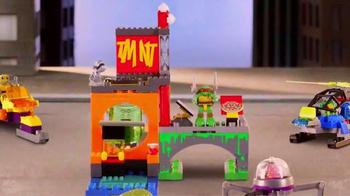 Mega Bloks Half-Shell Heroes Turtle Lair TV Spot, 'Roll Into Battle' - Thumbnail 1