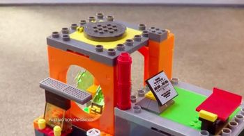 Mega Bloks Half-Shell Heroes Turtle Lair TV Spot, 'Roll Into Battle' - Thumbnail 4