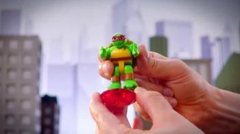 Mega Bloks Half-Shell Heroes Turtle Lair TV Spot, 'Roll Into Battle' - Thumbnail 5