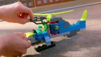 Mega Bloks Half-Shell Heroes Turtle Lair TV Spot, 'Roll Into Battle' - Thumbnail 7