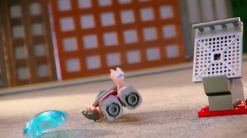 Mega Bloks Half-Shell Heroes Turtle Lair TV Spot, 'Roll Into Battle' - Thumbnail 8