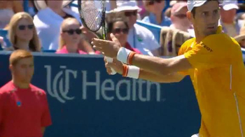 2016 Western & Southern Open TV Spot, 'Tennis Everyone' - Thumbnail 1