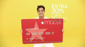 Macy's Spring Sale TV Spot, 'Savings Pass: April' - Thumbnail 5