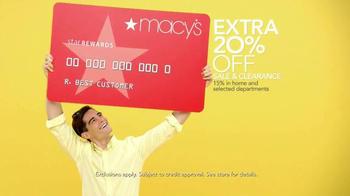 Macy's Spring Sale TV Spot, 'Savings Pass: April' - Thumbnail 6