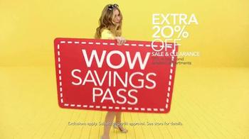 Macy's Spring Sale TV Spot, 'Savings Pass: April' - Thumbnail 7
