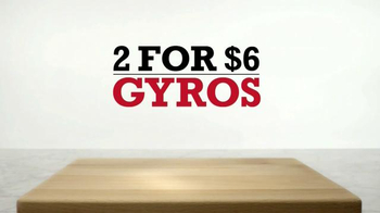 Arby's 2 for $6 Gyros TV Spot, 'The End Is Nigh' - Thumbnail 8