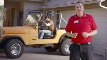 AutoZone TV Spot, 'Loan-A-Tool'