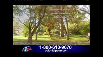 Colonial Penn TV Spot, 'Mom's Final Expenses' - Thumbnail 4