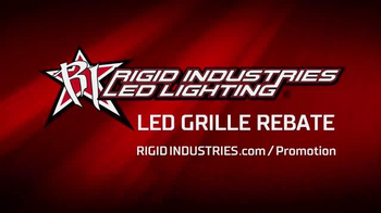 Rigid Industries LED Lighting TV Spot, 'LED Grille Rebate' - Thumbnail 7