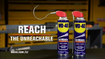 WD-40 EZ-Reach TV Spot, 'Reach the Unreachable'