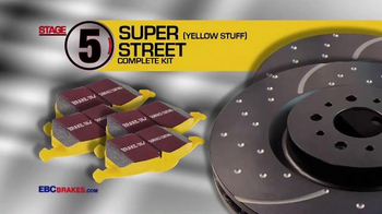 EBC Brakes Stage Kits TV Spot, 'They Set the Stage'