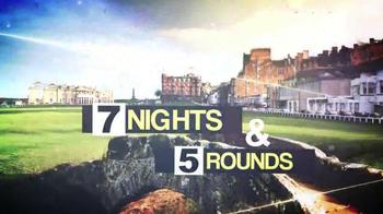 Golfbreaks.com TV Spot, 'Scotland Courses' - Thumbnail 6