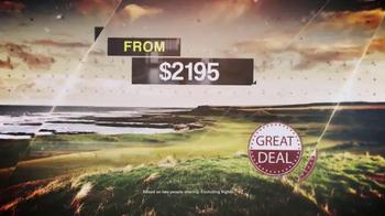 Golfbreaks.com TV Spot, 'Scotland Courses' - Thumbnail 7
