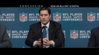 Concussion Home Entertainment TV Spot - Thumbnail 3