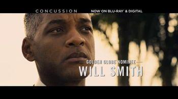 Concussion Home Entertainment TV Spot - 285 commercial airings