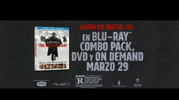 The Hateful Eight Home Entertainment TV Spot [Spanish] - Thumbnail 9