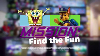 Chuck E. Cheese's TV Spot, 'Mission: Find the Fun' - Thumbnail 7